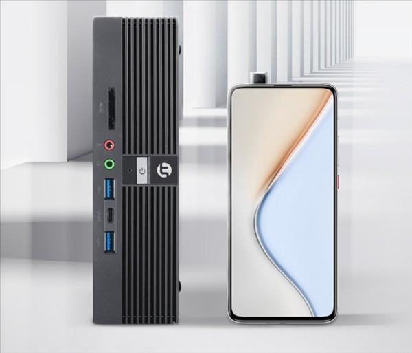 Xiaomi ra mắt PC Ningmei CR100 Mini chạy Intel J4105, giá 211 USD ảnh 3