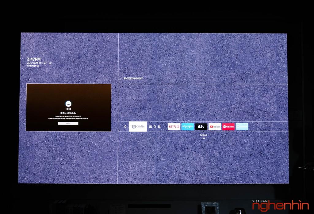 Samsung ra mắt màn hình The Wall 146 INCH giá từ 9 tỷ ảnh 6