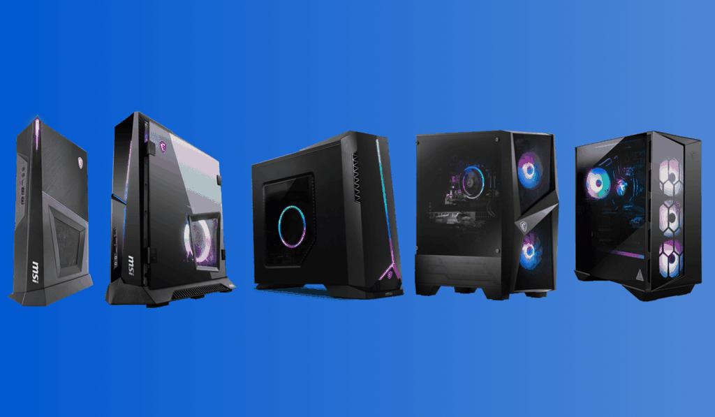 MSI giới thiệu dàn PC Gaming khủng dùng CPU Intel gen 10 ảnh 1