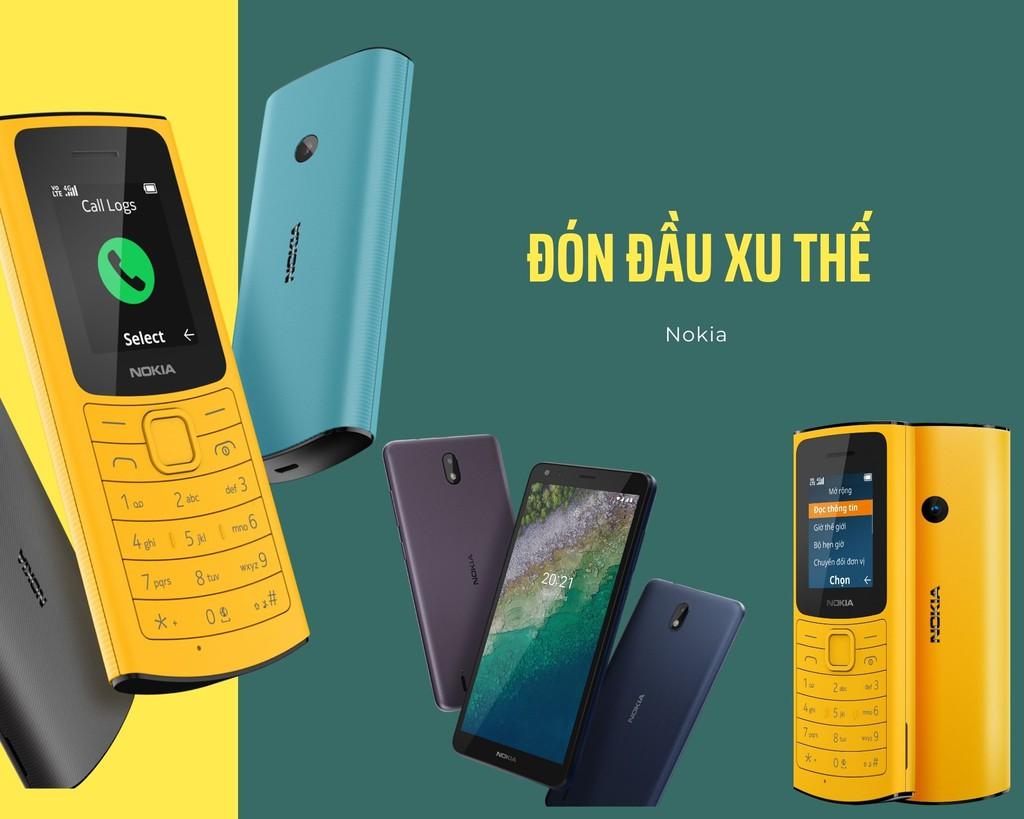HMD Mobile Việt Nam ra mắt loạt sản phẩm mới đón đầu xu thế  ảnh 1