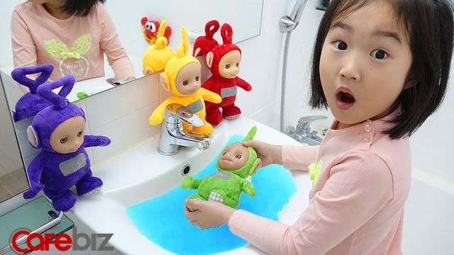 """Cô bé vàng trong làng Youtuber"""" Hàn Quốc: Sở hữu hơn 30 triệu đăng ký, bố mẹ lập cả công ty, chiến lược nội dung bài bản, doanh thu 3,7 tỷ won/tháng - Ảnh 5."""