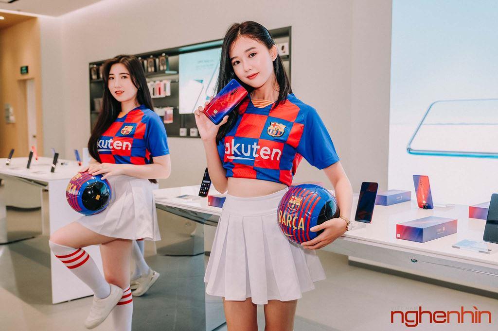 Oppo Reno Zoom 10x bản giới hạn FC Barcelona lên kệ tại Việt Nam giá 25 triệu ảnh 11