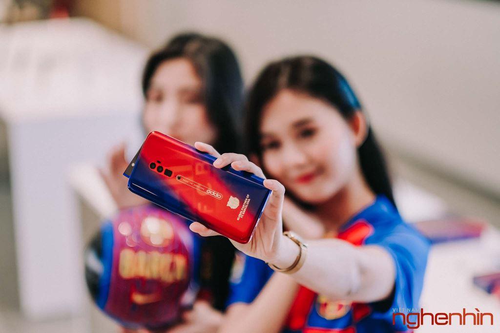 Oppo Reno Zoom 10x bản giới hạn FC Barcelona lên kệ tại Việt Nam giá 25 triệu ảnh 9