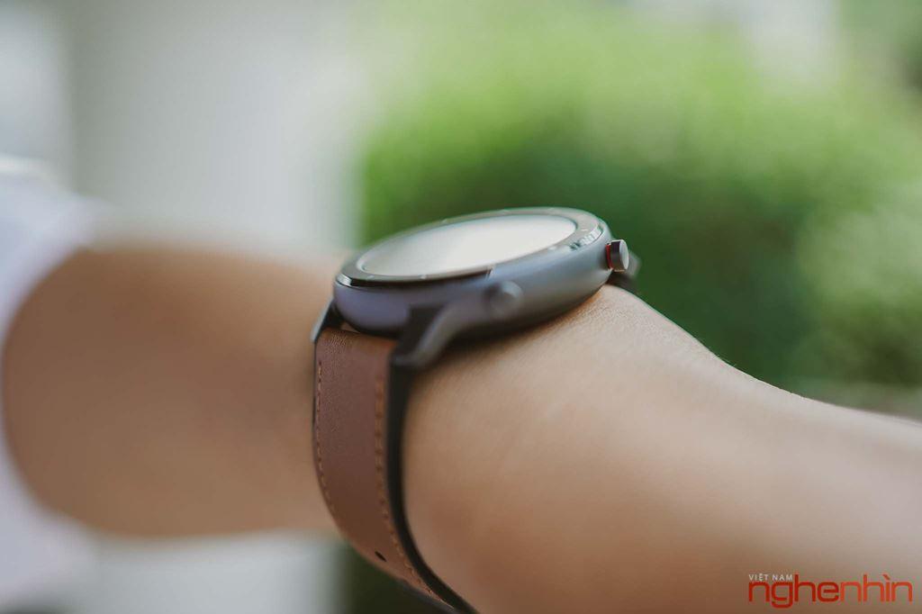 Amazfit GTR 47mm đầu tiên tại Việt Nam: pin cực trâu, thiết kế đẹp, giá 3,9 triệu đồng ảnh 7