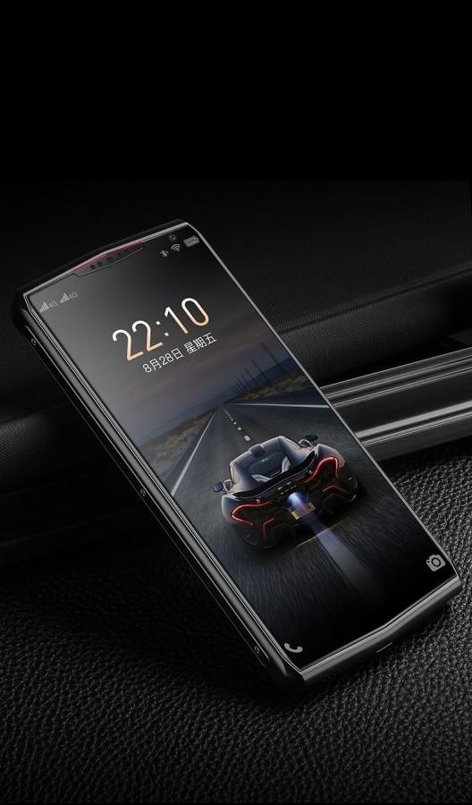 Gionee M30: smartphone pin 10.000 mAh, RAM 8GB, vỏ nhôm giá 4,6 triệu ra mắt  ảnh 2