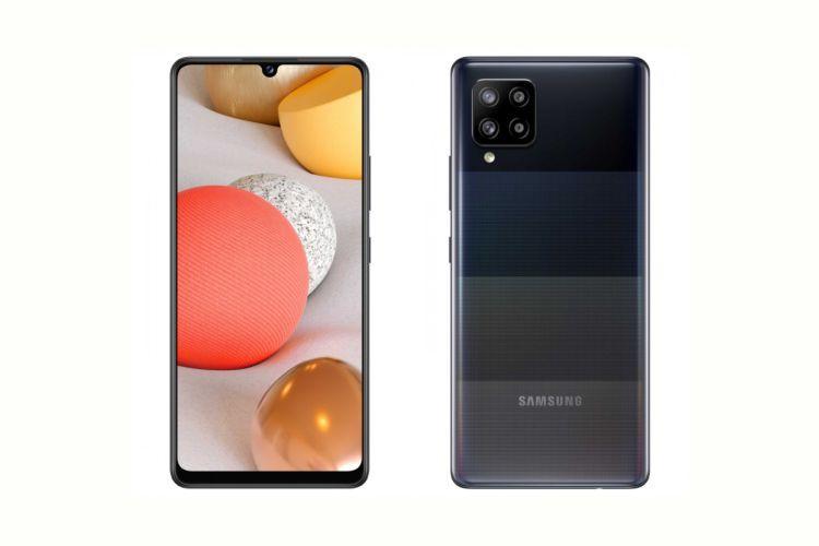 """Samsung Galaxy A42 5G: smartphone đầu tiên """"xài"""" chipset Snapdragon 750G ảnh 2"""