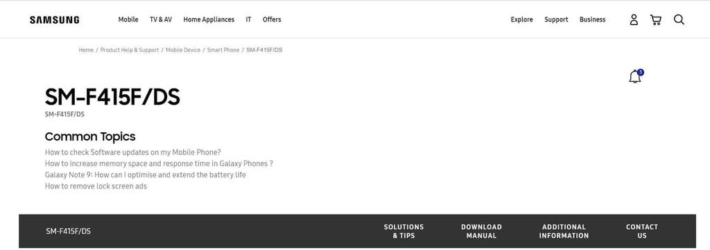 Samsung Galaxy F41 sẵn sàng ra mắt: Giá mềm hơn nhưng vẫn sang, xịn ảnh 1