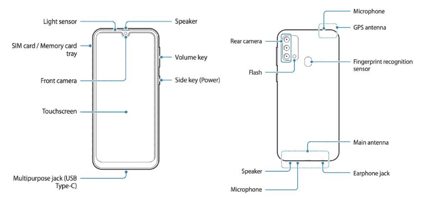 Samsung Galaxy F41 sẵn sàng ra mắt: Giá mềm hơn nhưng vẫn sang, xịn ảnh 2