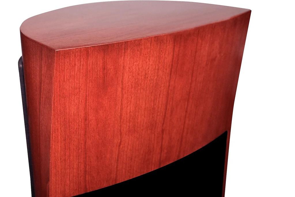 SP1 – Loa tĩnh điện bookshelf đa hướng, hậu duệ của Muraudio PX, giá 300 triệu ảnh 4