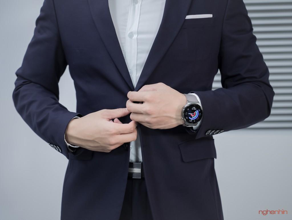 Trải nghiệm smartwatch Huawei GT 2 Pro: đẹp hơn, pin nửa tháng, chăm sóc toàn diện  ảnh 1