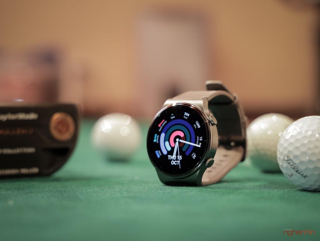 Trải nghiệm smartwatch Huawei GT 2 Pro: đẹp hơn, pin nửa tháng, chăm sóc toàn diện  ảnh 12