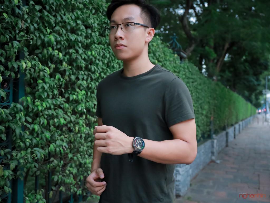 Trải nghiệm smartwatch Huawei GT 2 Pro: đẹp hơn, pin nửa tháng, chăm sóc toàn diện  ảnh 14
