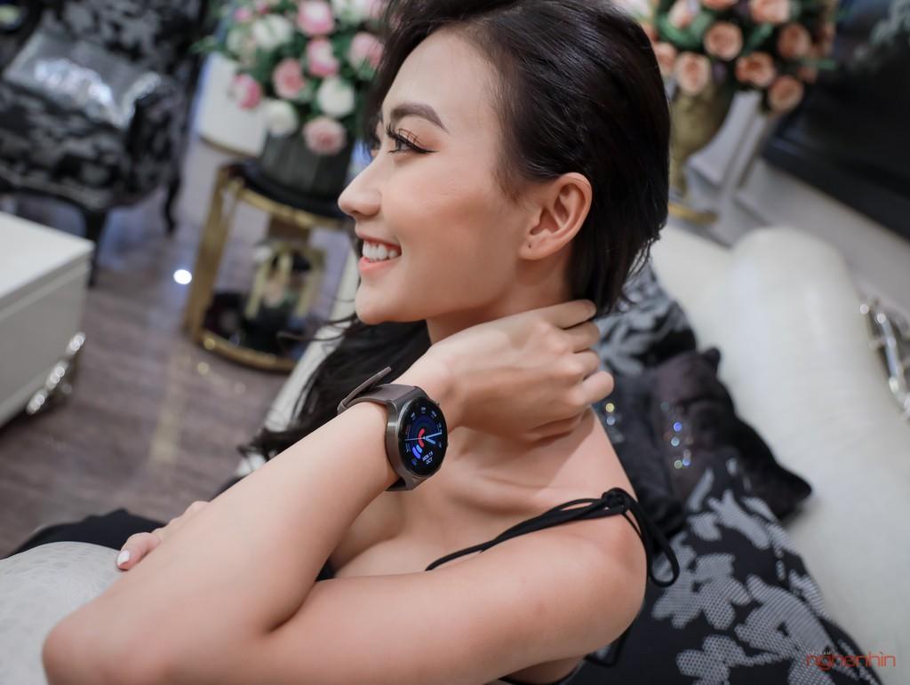 Trải nghiệm smartwatch Huawei GT 2 Pro: đẹp hơn, pin nửa tháng, chăm sóc toàn diện  ảnh 15