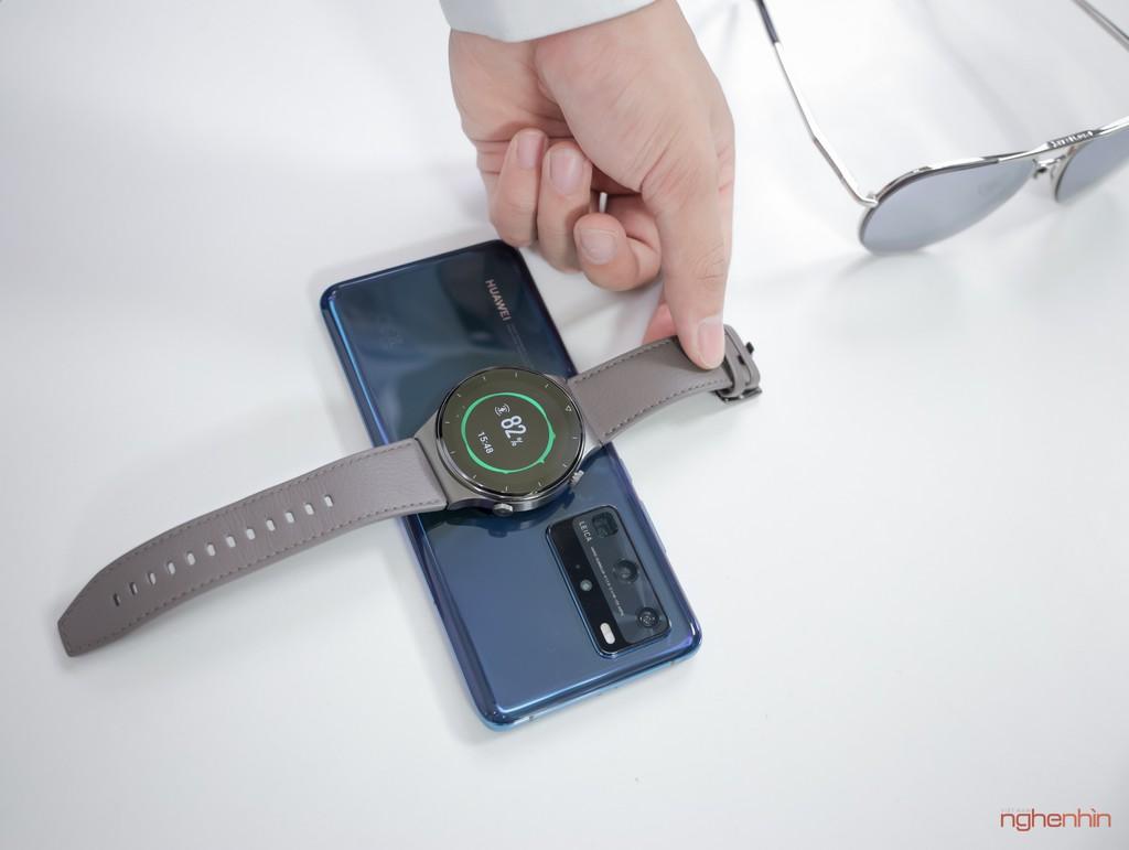 Trải nghiệm smartwatch Huawei GT 2 Pro: đẹp hơn, pin nửa tháng, chăm sóc toàn diện  ảnh 16