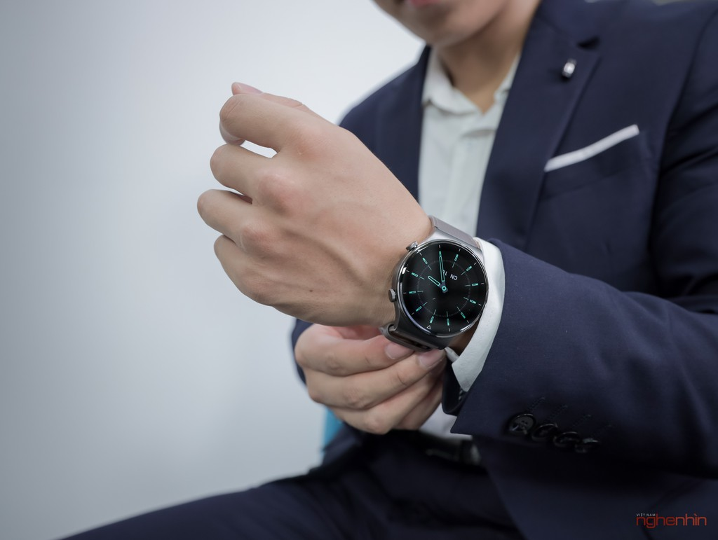 Trải nghiệm smartwatch Huawei GT 2 Pro: đẹp hơn, pin nửa tháng, chăm sóc toàn diện  ảnh 3