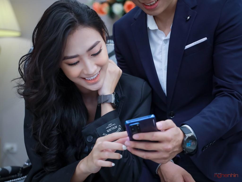 Trải nghiệm smartwatch Huawei GT 2 Pro: đẹp hơn, pin nửa tháng, chăm sóc toàn diện  ảnh 4