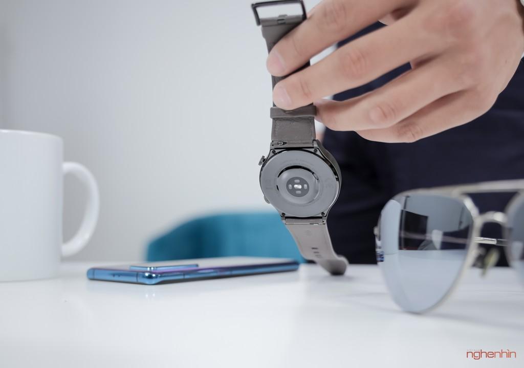 Trải nghiệm smartwatch Huawei GT 2 Pro: đẹp hơn, pin nửa tháng, chăm sóc toàn diện  ảnh 5