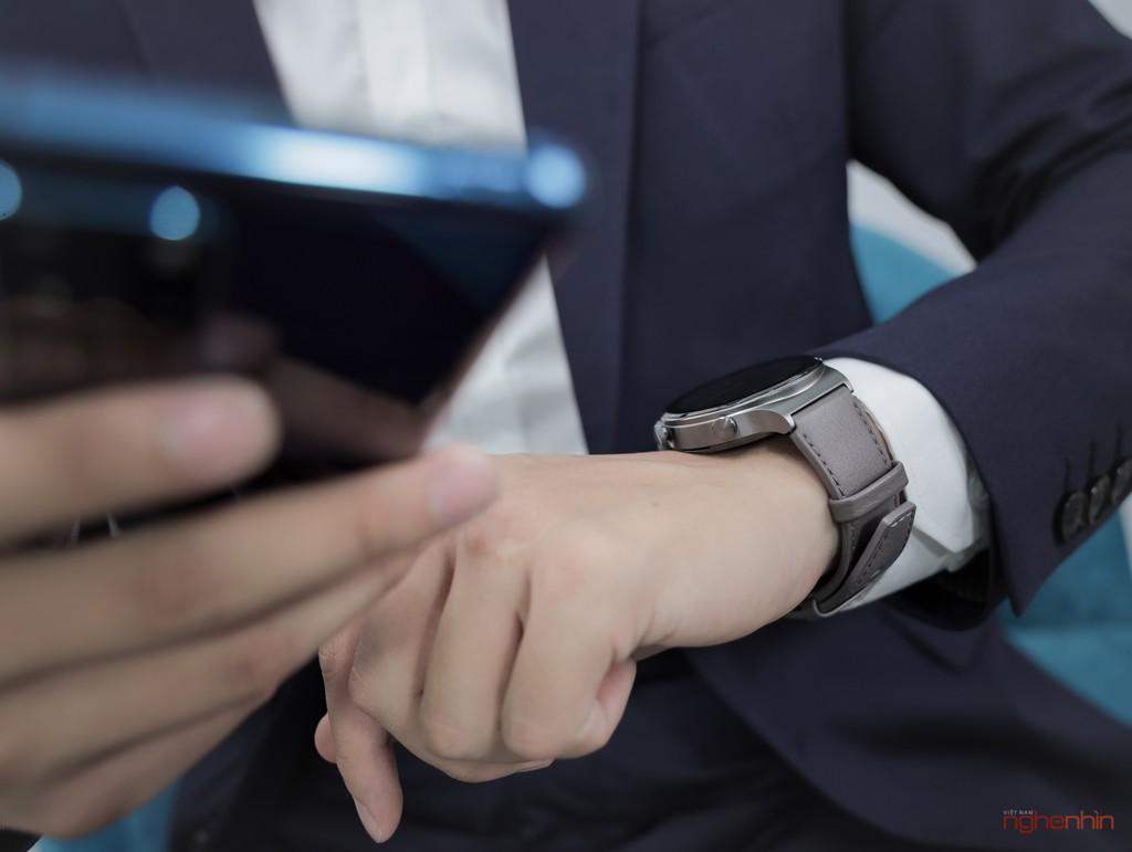 Trải nghiệm smartwatch Huawei GT 2 Pro: đẹp hơn, pin nửa tháng, chăm sóc toàn diện  ảnh 6