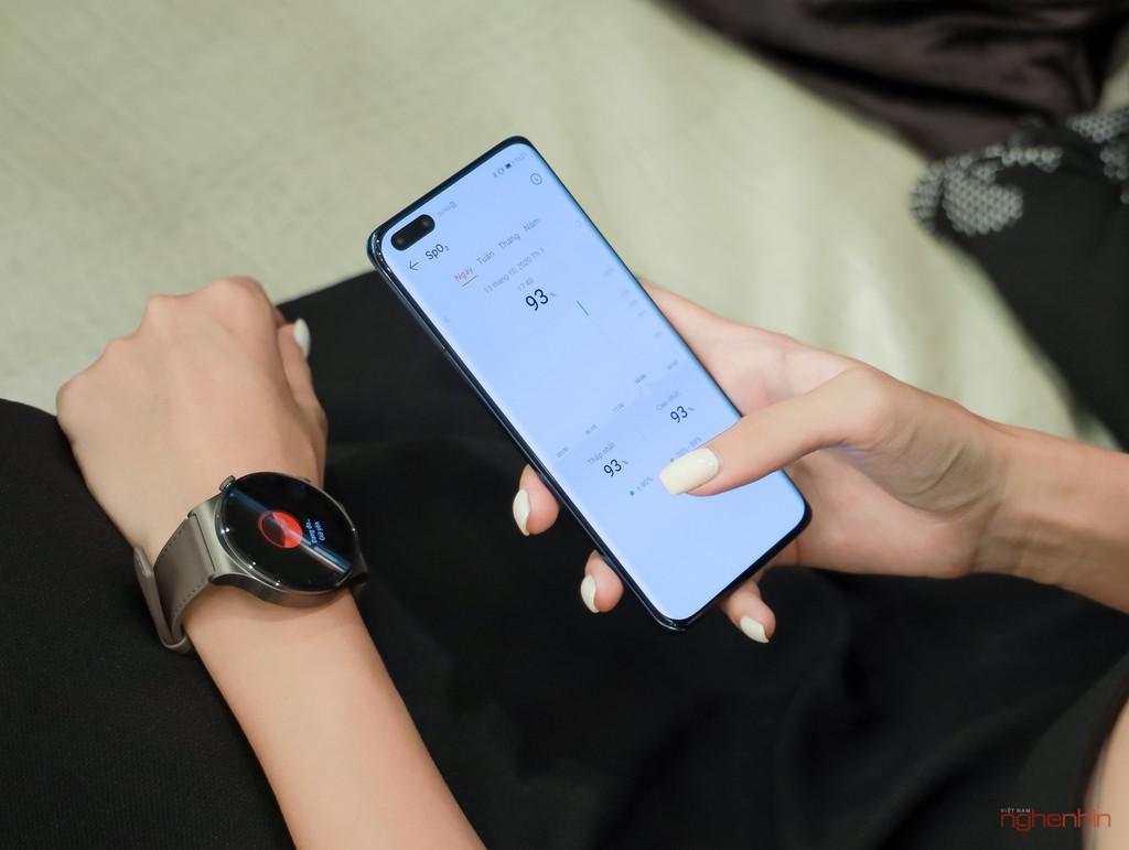 Trải nghiệm smartwatch Huawei GT 2 Pro: đẹp hơn, pin nửa tháng, chăm sóc toàn diện  ảnh 9