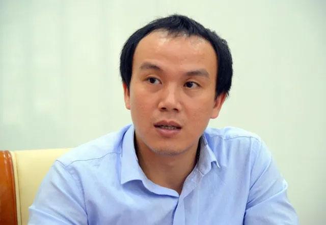 TS Hoàng Phúc Lâm - Phó Giám đốc Trung tâm Dự báo Khí tượng thủy văn quốc gia.
