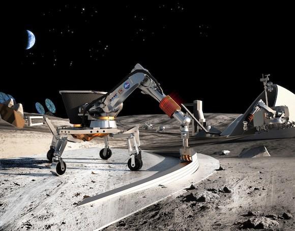Ứng dụng công nghệ trí tuệ nhân tạo trong nghiên cứu Mặt Trăng