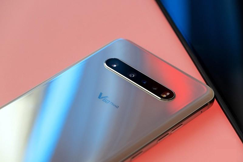 LG V60 ThinQ ra mắt: Snapdragon 865, pin 5.000 mAh, màn hình kép ảnh 3
