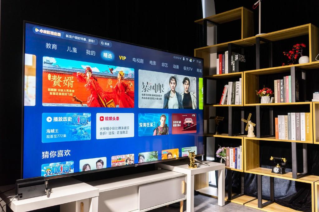Redmi MAX TV 86 inch ra mắt: tần số quét 120Hz, HDMI 2.1, Dolby Vision / Atmos ảnh 6