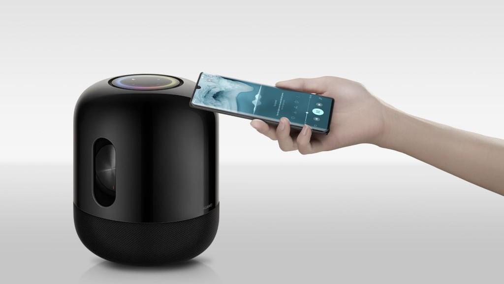 Huawei Sound X: Loa AI Hi-Res hợp tác với Devialet ra mắt ảnh 2