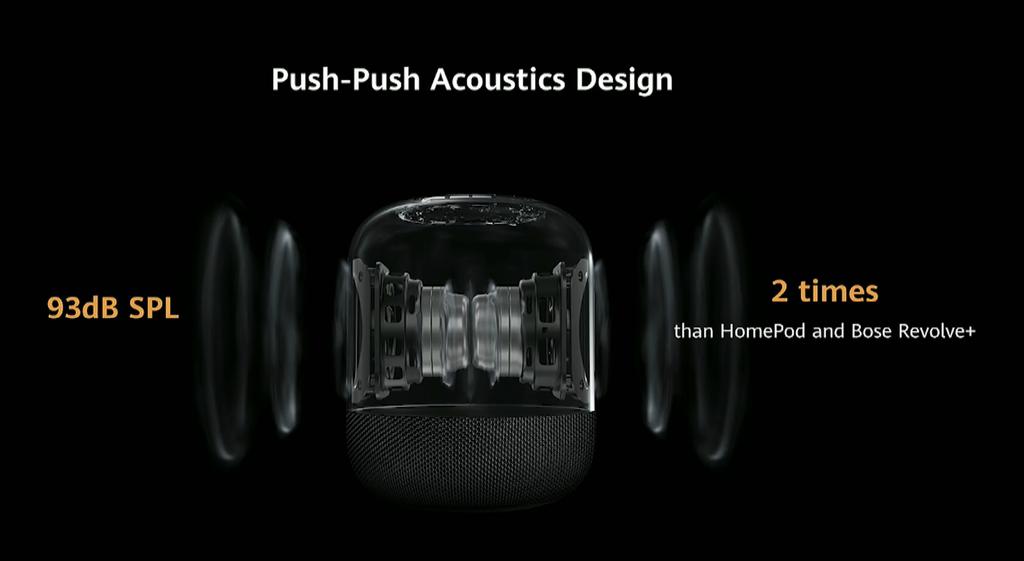 Huawei Sound X: Loa AI Hi-Res hợp tác với Devialet ra mắt ảnh 3