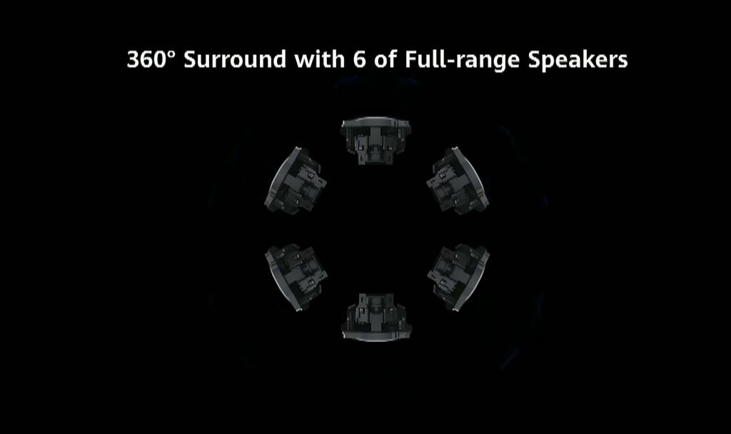 Huawei Sound X: Loa AI Hi-Res hợp tác với Devialet ra mắt ảnh 4