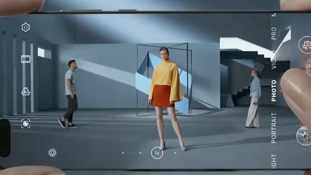 Đây là tất cả những gì Huawei P40 đem ra so sánh với đối thủ ảnh 18