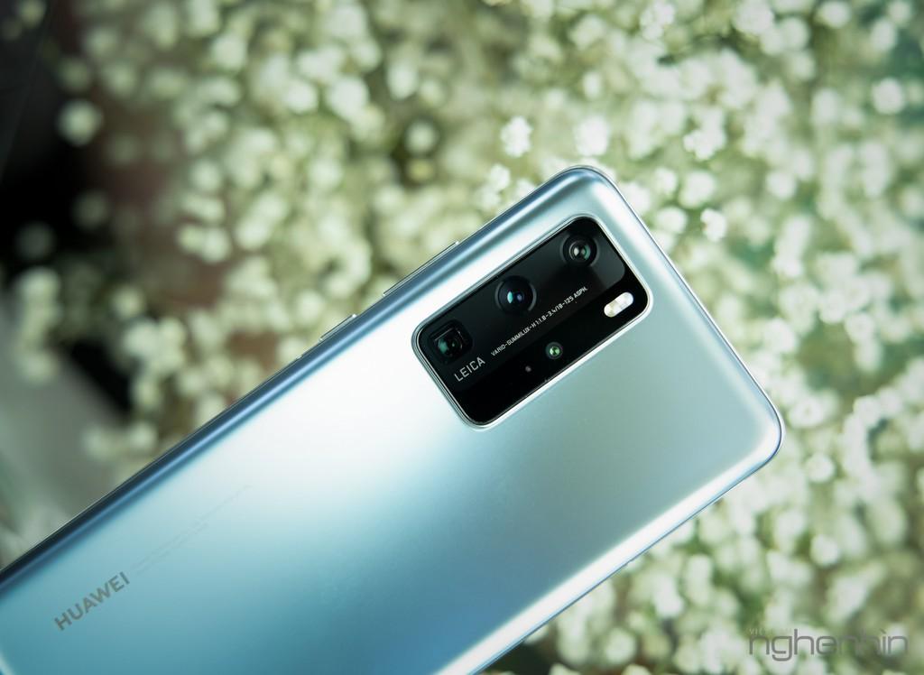 Đây là tất cả những gì Huawei P40 đem ra so sánh với đối thủ ảnh 10