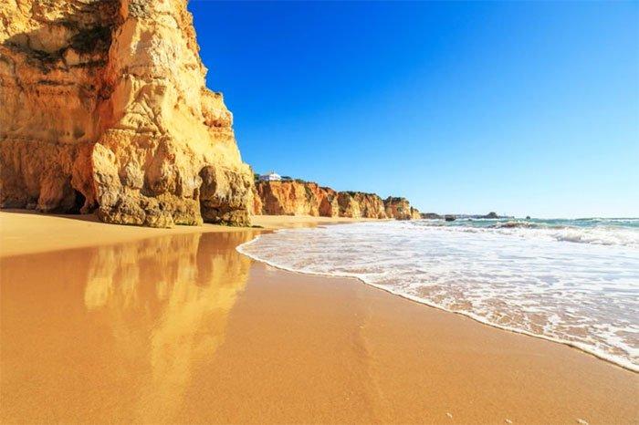 Bãi biển Praia da Rocha, Bồ Đào Nha