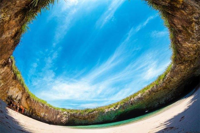 Bãi biển Playa del Amor, Mexico