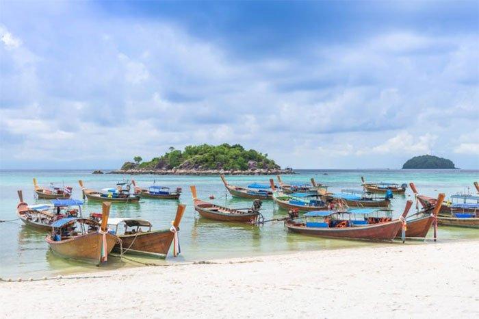 Bãi biển Sunrise, Thái Lan