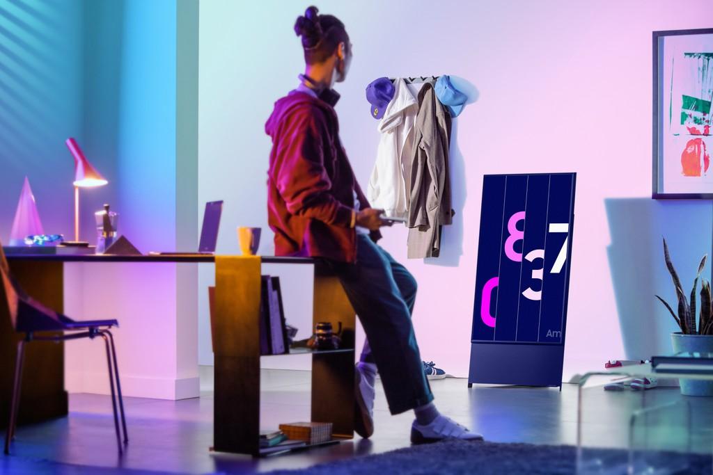 Samsung định hình phong cách sống thời thượng với TV The Frame, The Serif và The Sero ảnh 6