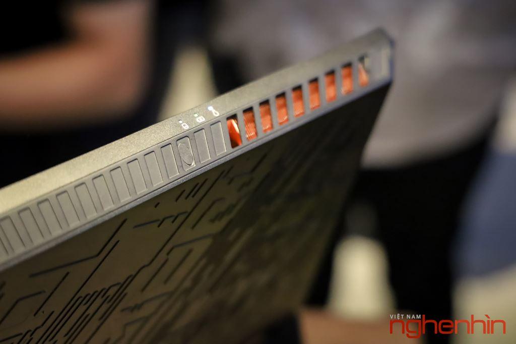 Computex 2019: Cận cảnh laptop chiến game siêu khủng ROG Mothership  ảnh 15