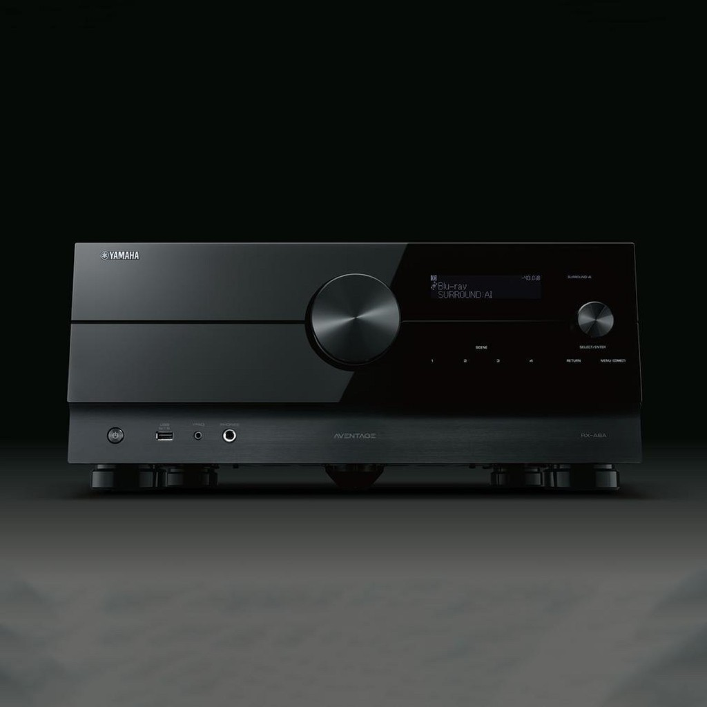 RX-A8A, RX-A6A, RX-A4A - Bộ 3 receiver 8K hoàn toàn mới của Yamaha, HDMI 2.1 không lỗi 4K/120Hz ảnh 6