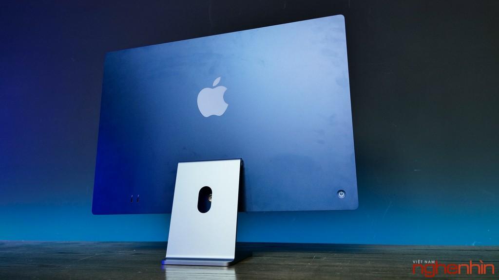 Trên tay iMac 24 inch 2021 tại Việt Nam: giá từ 33 triệu đồng, màu nổi bật, nhiều điểm nhấn ảnh 2