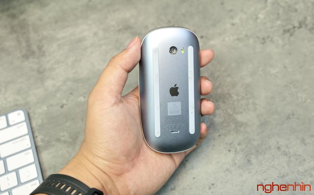 Trên tay iMac 24 inch 2021 tại Việt Nam: giá từ 33 triệu đồng, màu nổi bật, nhiều điểm nhấn ảnh 11