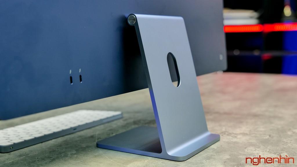Trên tay iMac 24 inch 2021 tại Việt Nam: giá từ 33 triệu đồng, màu nổi bật, nhiều điểm nhấn ảnh 14
