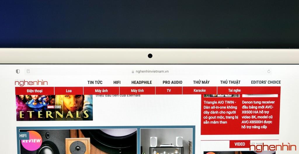 Trên tay iMac 24 inch 2021 tại Việt Nam: giá từ 33 triệu đồng, màu nổi bật, nhiều điểm nhấn ảnh 6