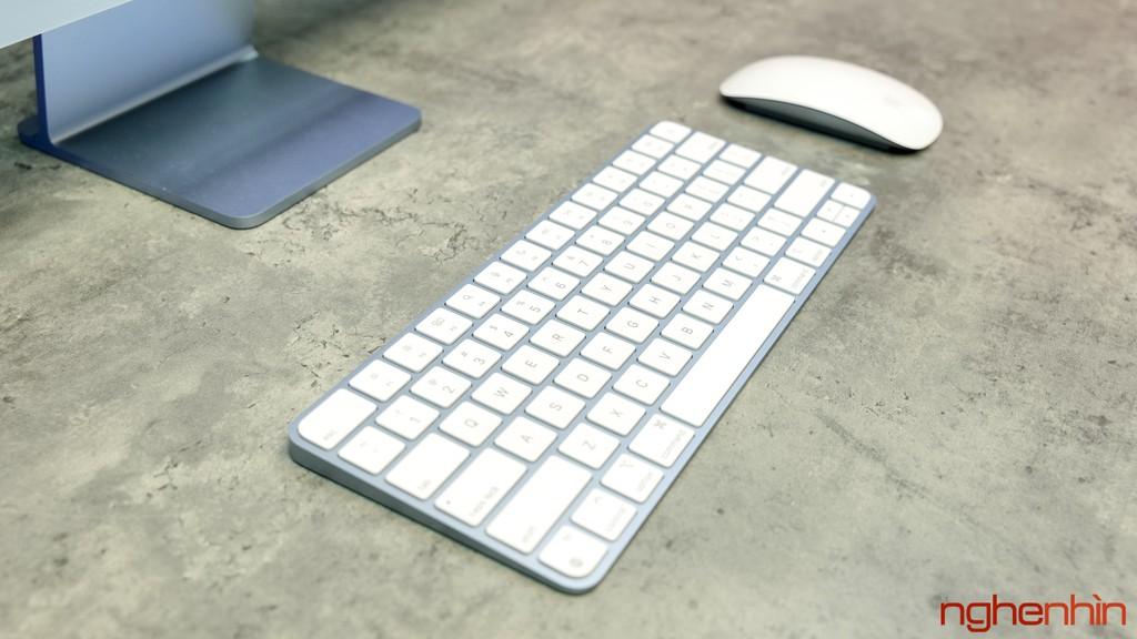 Trên tay iMac 24 inch 2021 tại Việt Nam: giá từ 33 triệu đồng, màu nổi bật, nhiều điểm nhấn ảnh 9