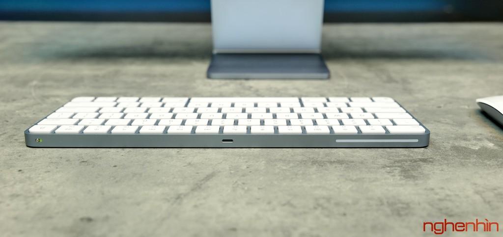 Trên tay iMac 24 inch 2021 tại Việt Nam: giá từ 33 triệu đồng, màu nổi bật, nhiều điểm nhấn ảnh 10
