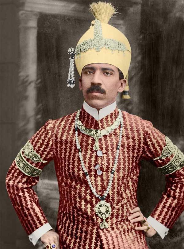 Quốc vương tiểu quốc Hyderabad