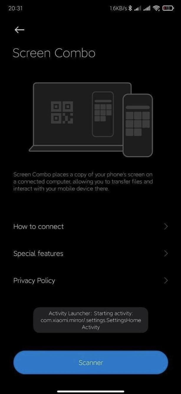 Xiaomi cho phép điều khiển smartphone từ PC qua ứng dụng ảnh 2