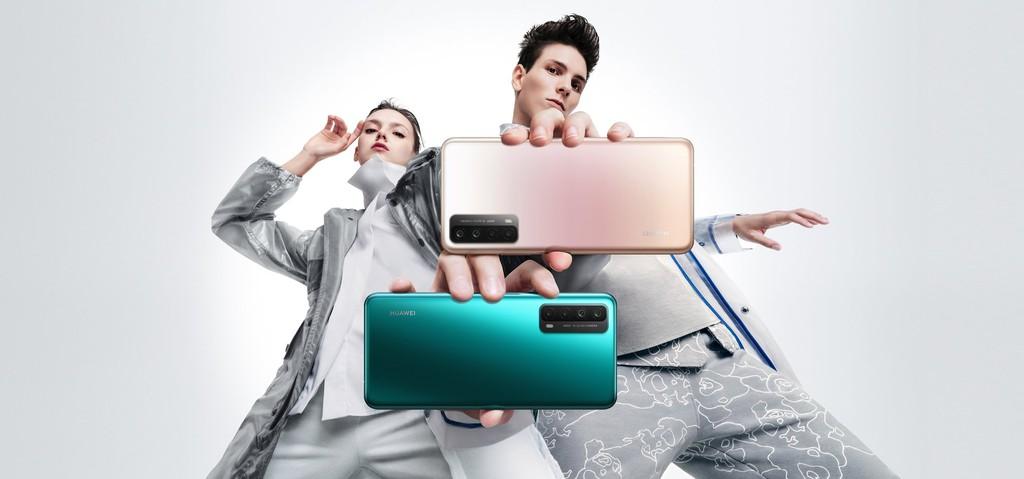 Huawei P Smart 2021 ra mắt: Kirin 710A, sạc nhanh 22.5W, giá 232 USD ảnh 1