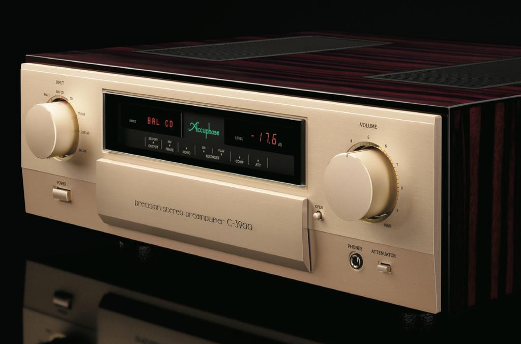 Preamp ultra hi-end Accuphase C-3900 kỷ niệm 50 năm, sở hữu đến 4 mạch volume AAVA ảnh 2