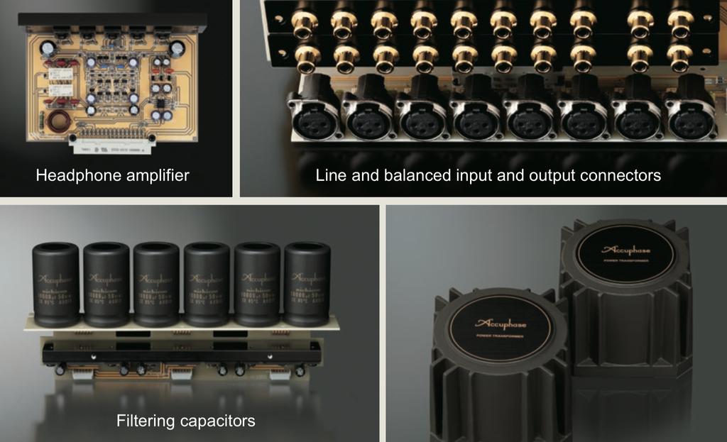 Preamp ultra hi-end Accuphase C-3900 kỷ niệm 50 năm, sở hữu đến 4 mạch volume AAVA ảnh 5