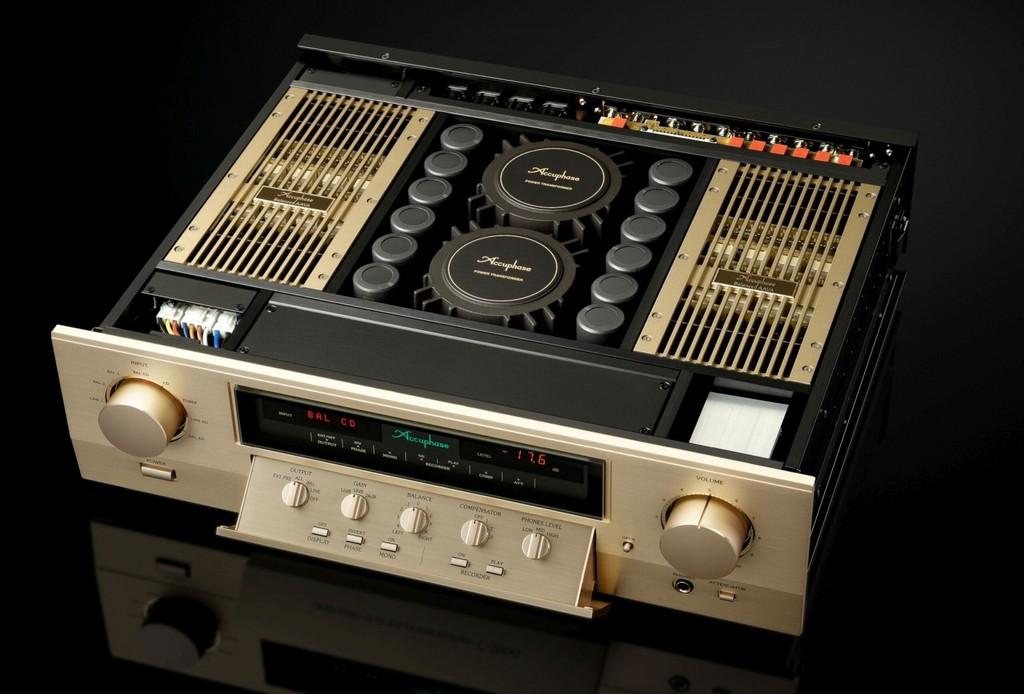 Preamp ultra hi-end Accuphase C-3900 kỷ niệm 50 năm, sở hữu đến 4 mạch volume AAVA ảnh 6